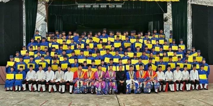 江西龙虎山道教法务团赴新加坡建醮