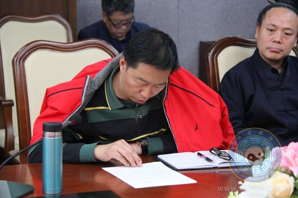 中国道教协会召开学习党的十九大精神座谈会
