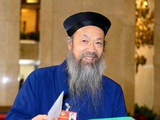 李光富:道教文化艺术周将为构建和谐社会与人类命运共同体贡献积极力量