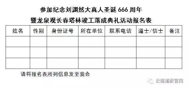 纪念刘渊然大真人圣诞666周年暨龙泉观长春塔林竣工落成典礼将举行