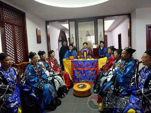 南岳衡山道院方丈升座典礼将于12月2日-4日举行