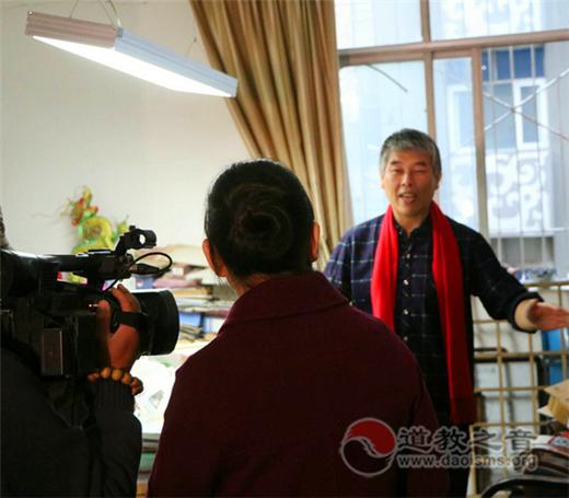 西北道教论坛系列专访:王智谈道文化与民俗生活