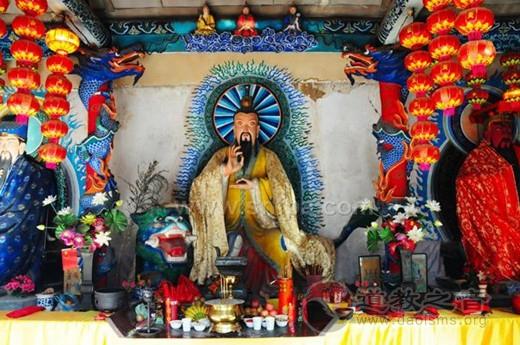 西安青华宫将举行丁酉年国际道教慈善节