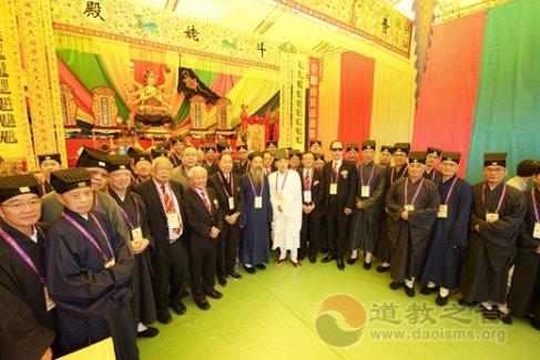 国家宗教事务局局长和中国道教协会
