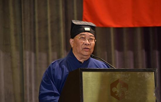 六宗教庆祝香港回归20周年暨领袖座谈会成立40周年庆典在港举行