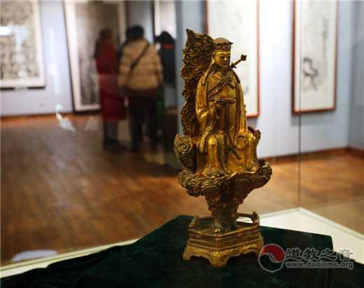 西北道教文化展开展仪式在西安隆重举行
