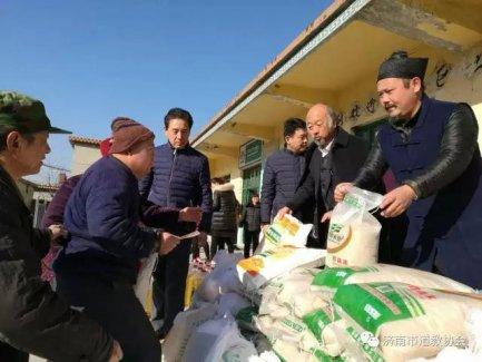 山东省济南市道教2017年公益慈善活动总结