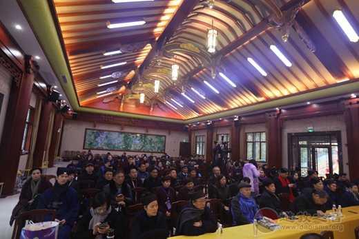 江苏省第十届玄门讲经活动在茅山乾元观举办