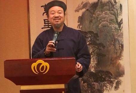 北京京华蓝天书画院2017年会暨迎春书画展在京举行