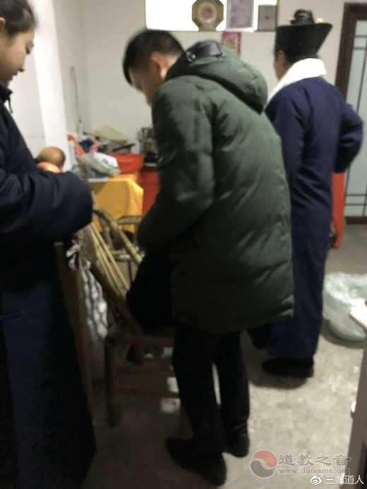 访道长春观:中国第一女方丈