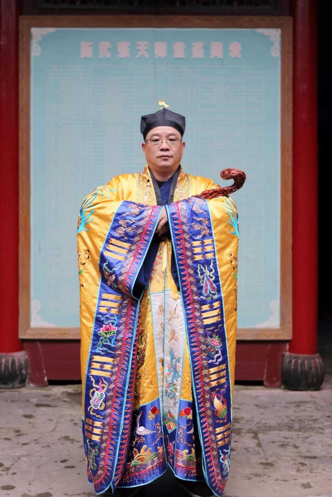 张金涛道长当选第十三届全国人大代表