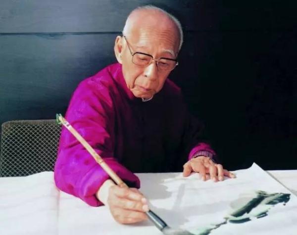 国学大师饶宗颐先生于2月6日去世,享年101岁