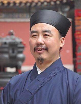 山东省道教协会会长张诚达道长2018年新年祝福