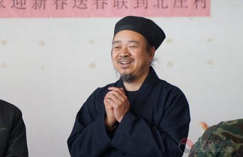 中国道协副会长、北京市道协会长黄信阳道长致2018新年贺词