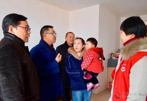 """上海慈爱、天爱公益基金会对""""爱微笑""""儿童医疗救助项目治疗患儿进行术后回访"""