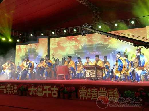 苏州城皇山道院举办第二届迎财神系列活动