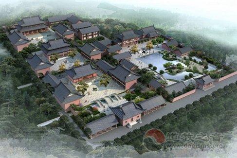 南京市方山洞玄观