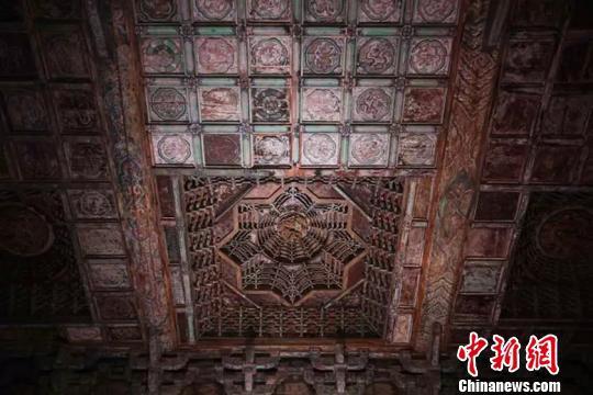 探访山西永乐宫:壁画艺术为世界罕见巨制