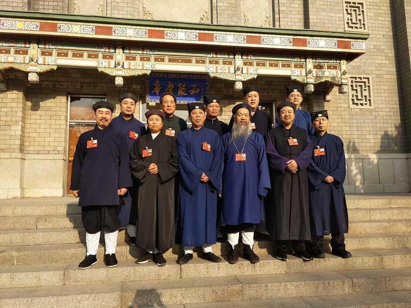 11位道长当选为中国人民政治协商会议第十三届全国委员会委员