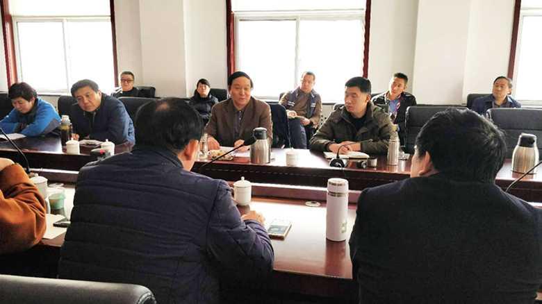 山东省宗教局召开全省性宗教团体负责人专题学习会