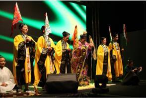 意大利举办中意文化年 道教文化获得中意文化交流贡献奖
