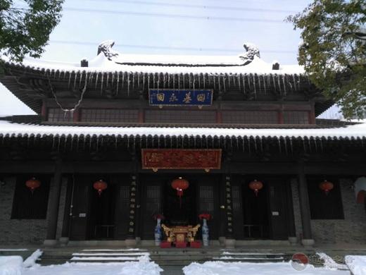 浙江省湖州市长兴城隍庙