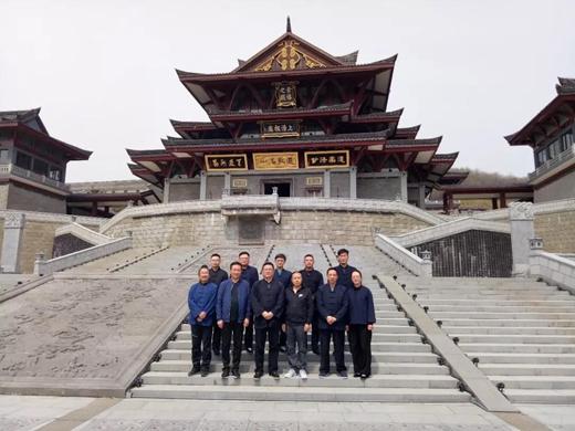 道教之音江苏讯  2018年3月25日,丹江口市民族宗教事务局副局长郑