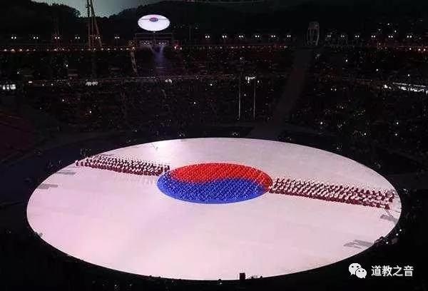 看蓝红太极旗,你知道韩国受道家影响有多深吗?