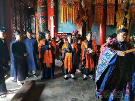 云南道教界庆祝道祖圣诞并开展第一届云南道