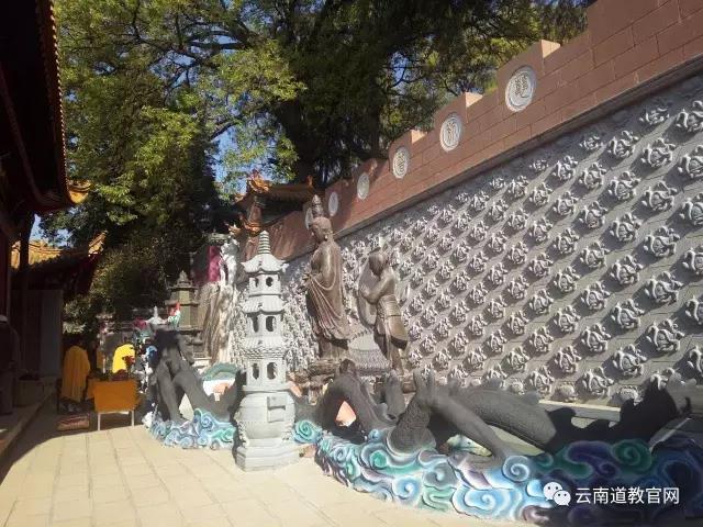 云南省龙泉观二月十九日将举办慈航胜会4