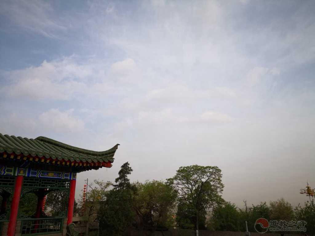 陕西华山玉泉院