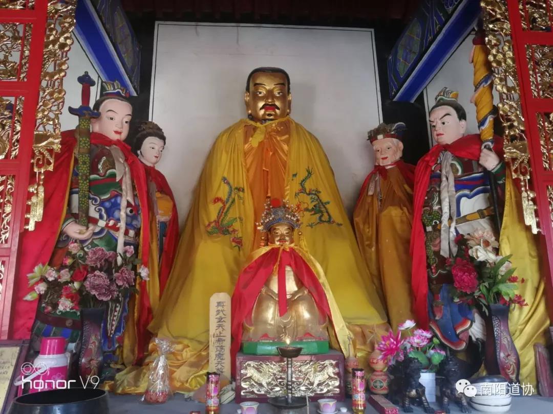 台湾道教界代表人士来宛参访交流14