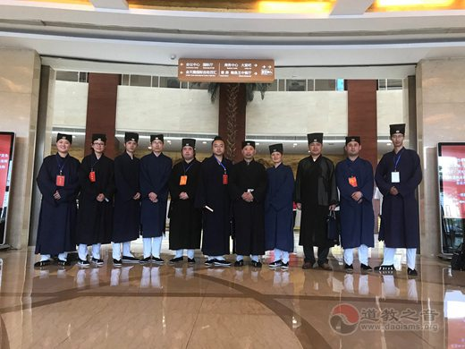 安徽省合肥市道教协会成立暨第一次代表会议胜利召开
