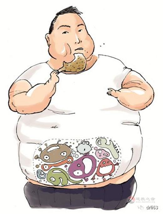"""""""辟谷""""饿死疾病的原罪——条件致病细菌3"""
