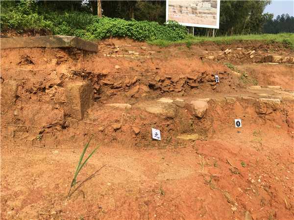 鹰潭上清宫考古发掘记10