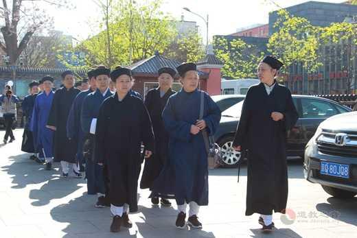 88级坤道培训班30周年座谈会举办