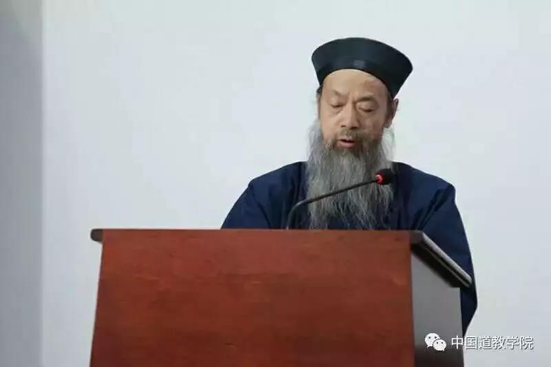 李光富:叙三十年道谊 弘新时代宗风——88级坤道班30周年座谈会上的讲话