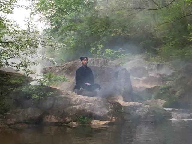 正在在天水拍摄《任法融和他的丝路仙都》演员造型曝光