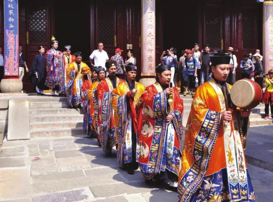 【宗教与中国文化】和合共生 道教的生态和谐思想