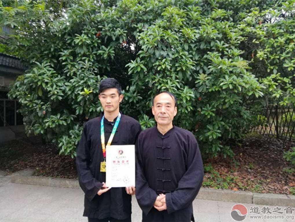 徐州道协天和武术院在国际武术大赛中荣获数枚金牌