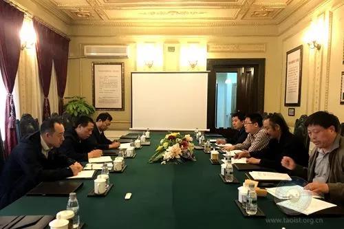 中国道教协会调研组一行赴东北调研道教工作