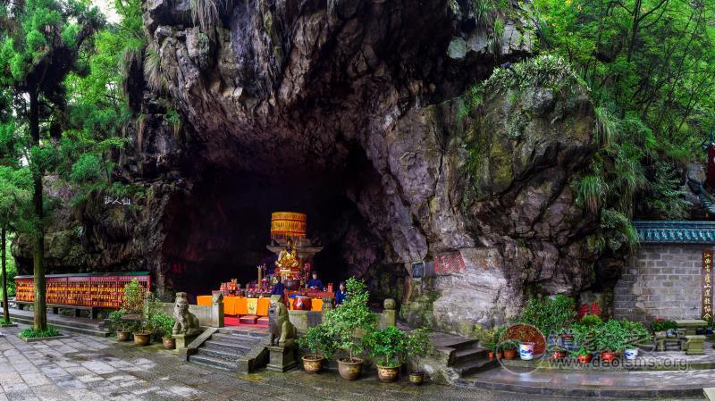 廬山仙人洞