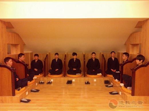 入道秉仙风,学修最上乘——上海道教学院的一天生活