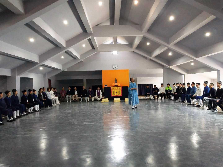 浙江道教学院顺利完成2018级秋季预招生工作