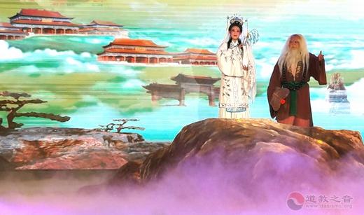 广东陆丰正字戏《妈祖》湄洲祖庙献演侧记