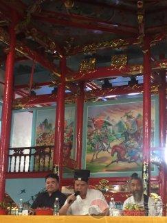 浙江省海安城隍道