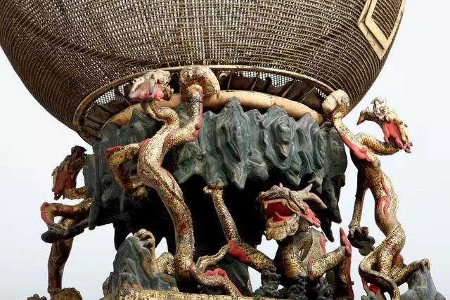 道教圣壇——欽安殿原狀陳設器物精粹