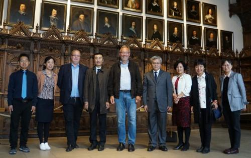 中华文化国际传播创新与实践学术研讨会在德成功举行