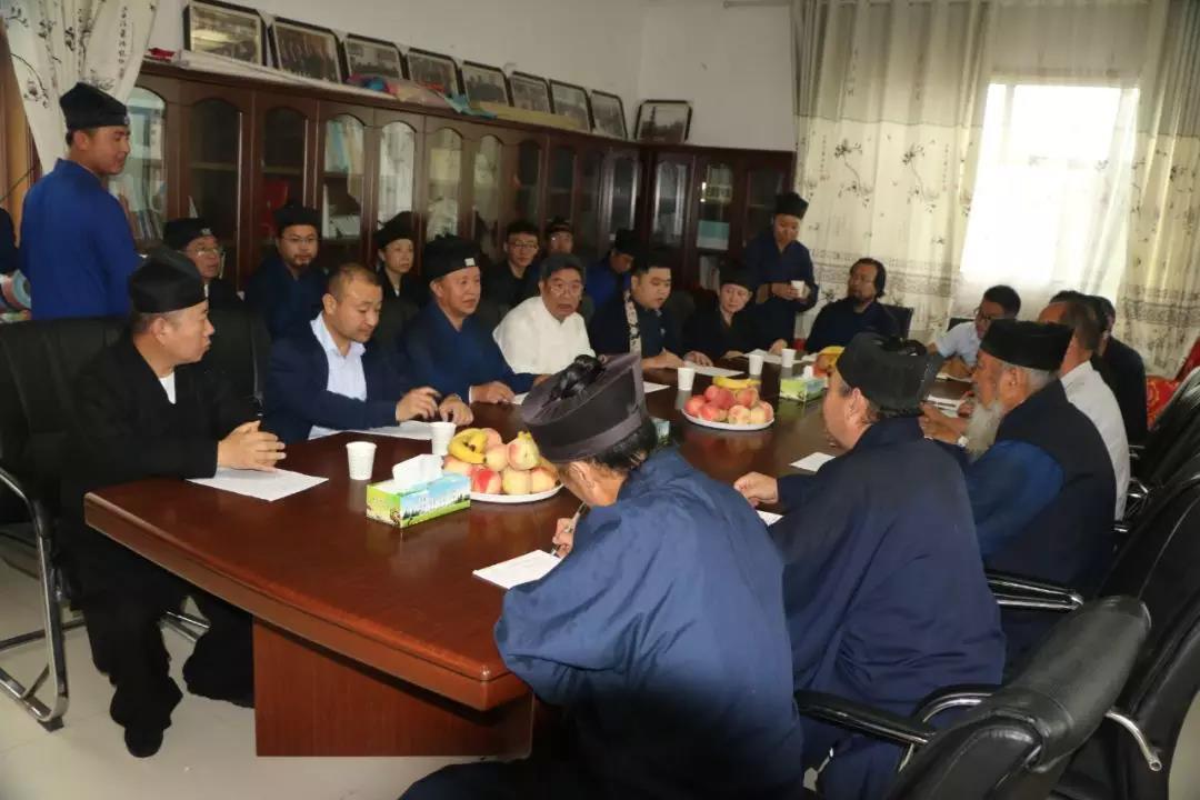 河北省道教协会组织 宫观负责人赴甘肃、青海参访交流