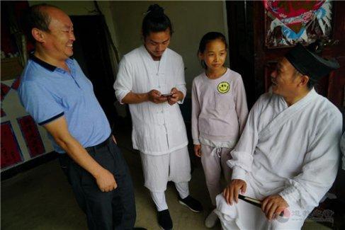 贵州省福泉山道教协会积极开展精准扶贫工作